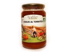 Coulis de tomate Bio 320grs