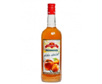 Sirop Pêche-Abricot Eyguebelle 1l
