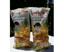 Chips Artisanales Nature Lot de 2 - Family Chips