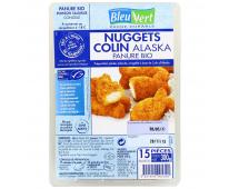Nuggets de Colin d'Alaska Bio - Bleu Vert livraison le 14, 15 ou 16 septembre