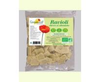 Ravioli Bio Chèvre-ciboulette