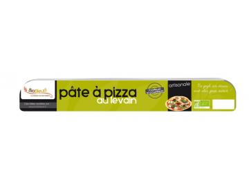 Pate à pizza Bio à dérouler