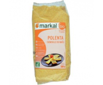 Polenta semoule de Mais Bio Markal 500g