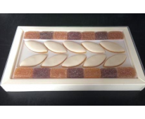 Coffret Calisson-Pate de fruits Fruidoraix