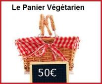 Panier Végétarien Bio & Local