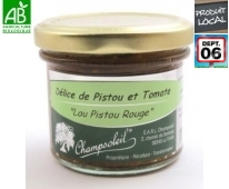 Pistou Rouge Bio - Champsoleil