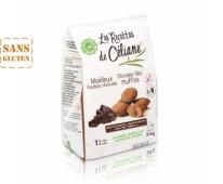 Moelleux Fondant Chocolat sans Gluten - les recettes de Céliane