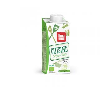 Soja Cuisine Bio 20cl - lima