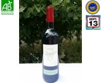 Vin Bio Rouge Cuvée Tradition- Domaine de Beaujeu