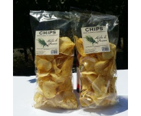 Chips Artisanale aux herbes Lot de 2 - Family Chips