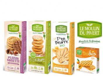 Biscuits Bio assortis - Moulin du Pivert