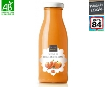 Jus de fruits Bio Orange Carotte Pomme 75cl - Natur Avenir