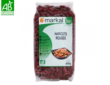 Haricot rouge Bio 500g - Markal