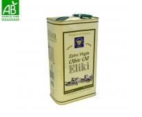 Huile d'Olive Bio Bidon 5 litres - ELIKI