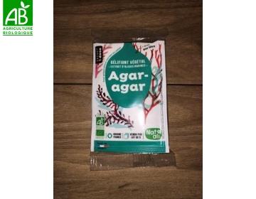 Agar-agar Bio 5 sachets- Natali