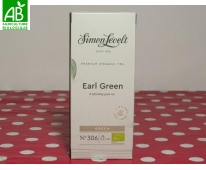 Thé vert Bio Earl Grey Infusette - Simon Levelt