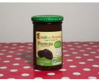Confiture Pruneaux 100% de fruits Bio - Confit de Provence